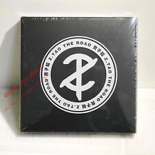 NEW Z.TAO 黃子韜 (EXO) The Road Taiwan 2 CD+DVD w/BOX+4 Promo Card+Poster 2016