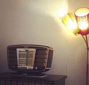Röhrenradio 50er Jahre SNR Excelsior 52