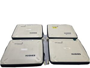 Hughes Inmarsat 9201 Bgan Satellite Terminal en Gros Lot De 4