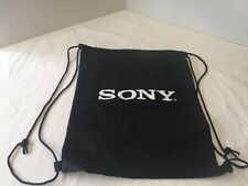 New Sony Draw String Backpack / Swag Bag💨
