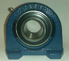 UCPA206 bearing Threaded Small Base Metric Pillow Housing - 30mm Bore