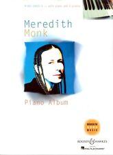 MEREDITH MONK PIANO ALBUM
