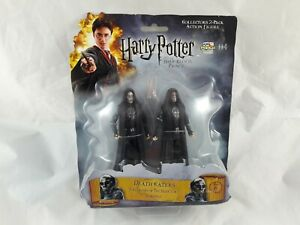 Harry Potter and the Half Blood Prince Death Eater Figures