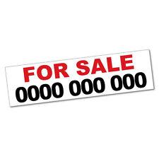 For Sale Custom Sticker Decal Shopfront Trading