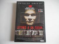 DVD - LETTRES A UN TUEUR - PATRICK SWAYZE - ZONE 2