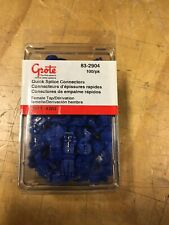 GROTE Quick Splice Connectors - Self Stripping Special Adapters 83-2904