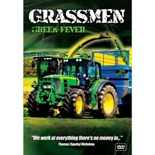 Grassmen Green Fever DVD New/Tractors/Ireland/UK/Free Post/Country/Farming sales