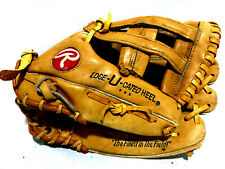 Rawlings RBG50 Ozzie Smith The Finest In The Field Deep Well Pocket Glove