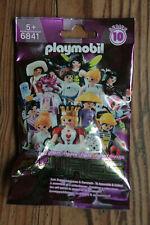 Playmobil Figures 6841 Série 10 Fille, sachet surprise scellé