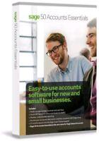 Sage 50 Accounts Essentials v25 - 2019 Software ☆ Perpetual  - Download