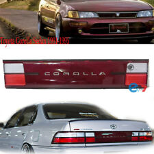 Toyota Corolla Rear Center Reflector Garnish AE101 AE100 E100 92-95 Sedan KOUKI