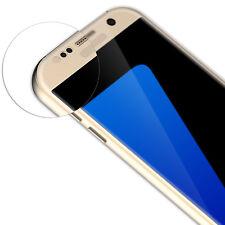 Panzerglas für Original Samsung Galaxy S7 Echt Glas Hartglas Display Schutz Gold