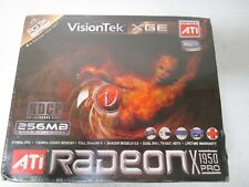 VisionTek XGE ATI Radeon X1950 Pro 256MB GDDR3  PCI Express - New/Sealed Retail