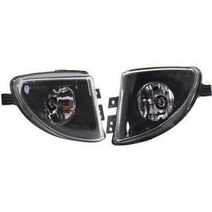 New BM2593143, BM2592143 Fog Light Set for BMW 535i 2011-2013