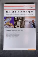"""Hahnemuhle 13"""" x 19"""" Fine Art Photo Rag Paper, Smooth Surface (46 Sheets)"""