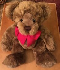 First & Main Brown Bear Named Brown Ted Jr. 14""