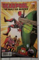 Deadpool and the Mercs for Money #3 - Bunn, Coello and Guru efx (Marvel)