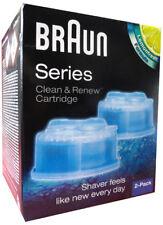 Braun CCR 2 Clean & Renew Reinigungskartusche 2er-Pack NEU & OVP