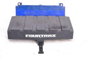 87 Honda Foreman 350 4x4 Tool Storage Box Lid TRX350D
