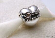 NWT AUTHENTIC PANDORA SILVER CHARM FAMILY UNION CLIP (1 EACH ) #796204