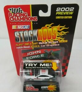 RACING CHAMPIONS #5 JOHN FORCE 2002 PREVIEW STOCK RODS '97 MUSTANG 1;64