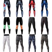 Men's Athletic Long Legging Cool Dry Jogging Running Workout Gym Pants Slim Fit