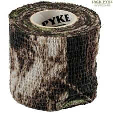 JACK PYKE 3D STEALTH TAPE EVO CAMO CONCEALMENT RIFLE GUN WRAP HUNTING SHOOTING