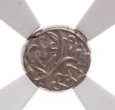 OTTOMAN. Mehmed II, Silver Akce, AH 848 (1444), Edirne, NGC AU55