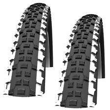2 Stück Schwalbe Fahrrad Reifen Rapid Rob 57-622 29 x 2,25 29er schwarz weiß