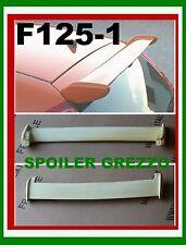 SPOILER ALETTONE  POSTERIORE GRANDE PUNTO GREZZO  F125-1G   SI125-1-1