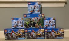 LEGO City Lot #1 NIB
