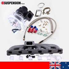 T3 Turbo Exhaust Manifold Kit for Nissan Partrol 4.2L GR TD42 TB42 TB45 Engine