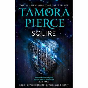 Tamora Pierce - Squire *NEW* + FREE P&P