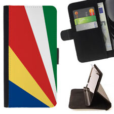 WORLD COUNTRY FLAG WALLET CASE COVER FOR SAMSUNG GALAXY S8+ (S8 PLUS)