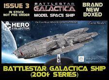 More details for eaglemoss battlestar galactica: battlestar galactica ship (2004 series) issue 3