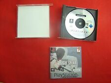 PS 1 tom clancy rainbow six - ROGUE SPEAR inclus emballage d'origine très bien
