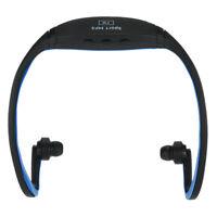 Sport Cuffie Senza Fili Lettore Musicale Digitale MP3 Con Scheda TF FM 8GB D0L0