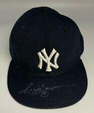 Reggie Jackson Signed New York Yankees Hat Cap Autographed AUTO JSA LOA HOF