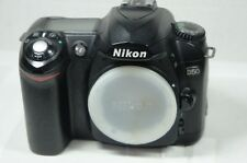 Nikon D50 6.1  MP Digital SLR Camera  body +battery+ charger