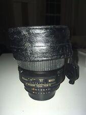 Nikon NIKKOR 14mm f/2.8 AF D ED RF AS A/M Lens wide angle