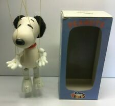 Pelham Puppets Peanuts Snoopy with Box and Instructions Good Condition