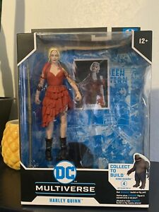 IN HAND Suicide Squad DC Multiverse McFarlane Harley Quinn SHIP LOOSE