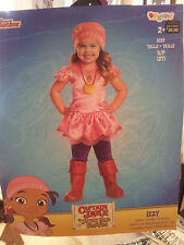 Girls-2T-Izzy-Captain-Jake-Neverland-Pirates-Costume-Disney-Girl-Pirate-Dress-Up