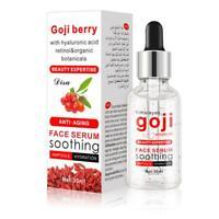 Goji Berry Serum Hyaluronic Acid Vitamin Moisturizing Facial Anti Aging Serum