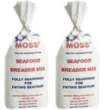 North Carolina Moss Seafood Breader 2 Bag Pack