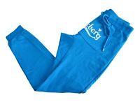 Pantalone Carlsberg taglia L 100% cotone turchese lungo tascone frontale uomo GS