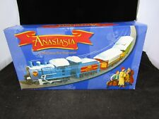 NIB Vintage Anastasia Russian Train Set- 1997- 20th Century Fox