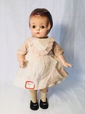 Vintage 1930s Patsy Ann Effanbee Composition doll 19� Original Clothes Dress