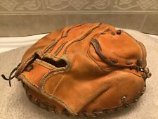 "Nokona Pro Line CM42 29"" Baseball Catchers Mitt Right Hand Throw"