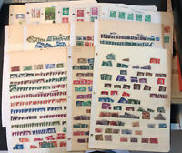 Lot of Germany Stamps un checked/mint/used On Dealer Stock Pages